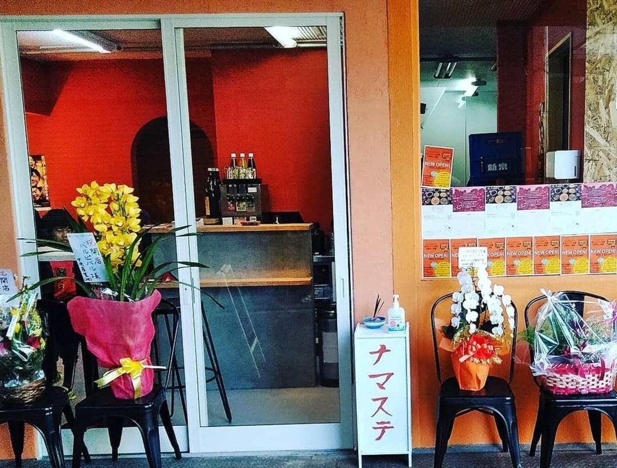 大阪府茨木市元町にネパール食堂「バルピパル」が本日オープンのようです。