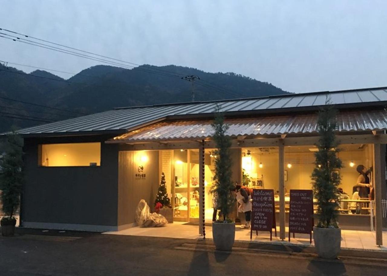 徳島県三好郡東みよし町加茂に「みかも喫茶」昨日オープンされたようです。