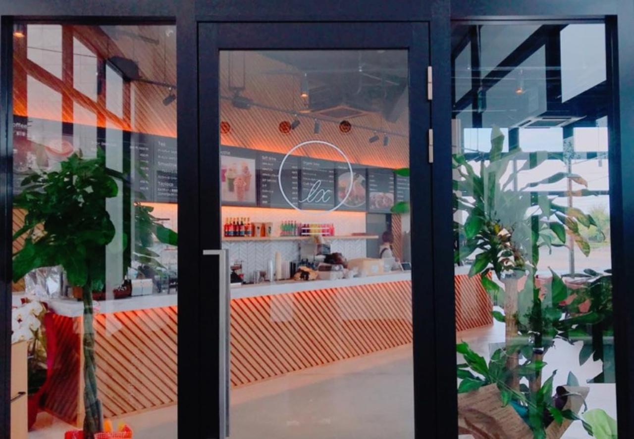 街の夜を明るくしたい...熊本市東区画図町に『カフェルクス熊本店』本日プレオープン