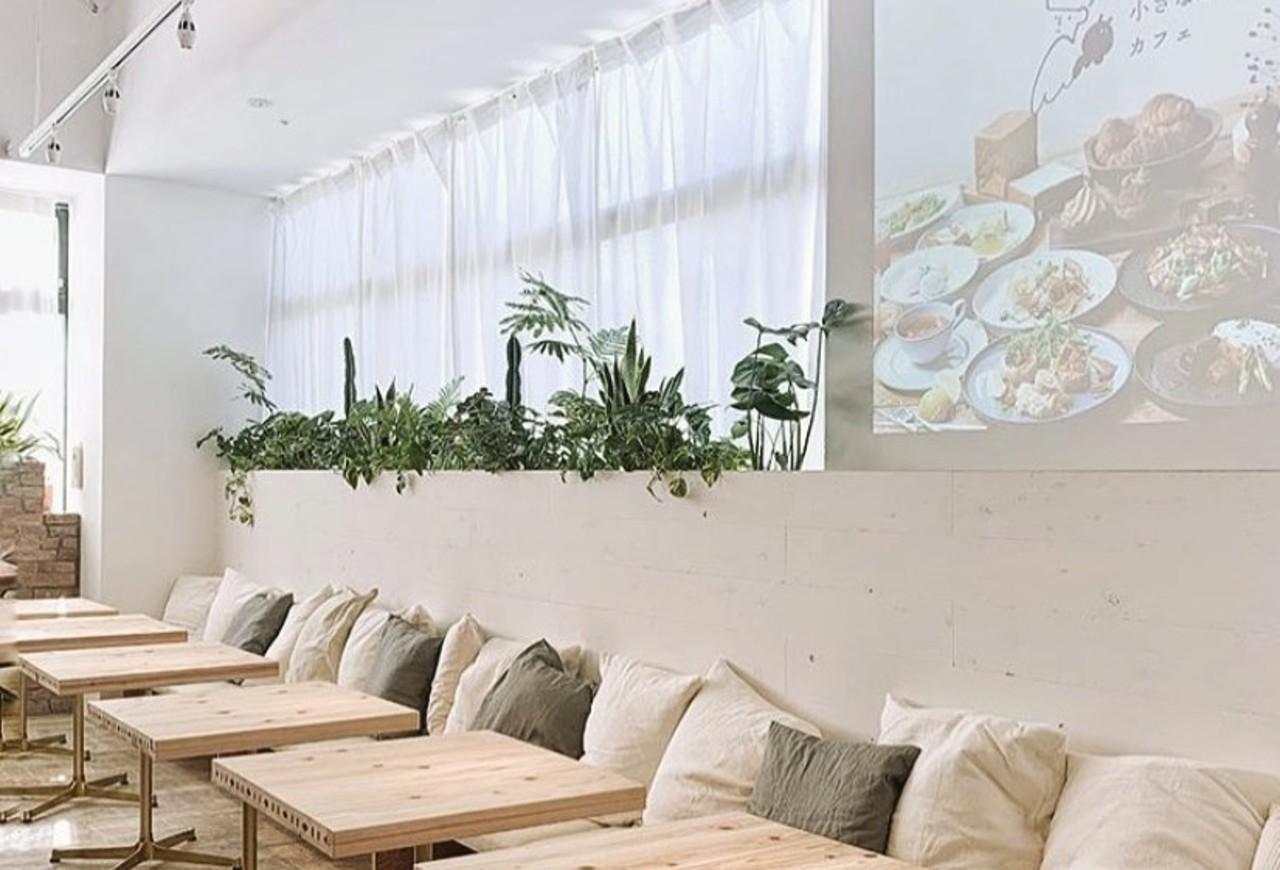 自分の気持ちに正直になれるカフェ...兵庫県川西市トナリエ清和台2Fの「天使と小さな悪魔のカフェ」
