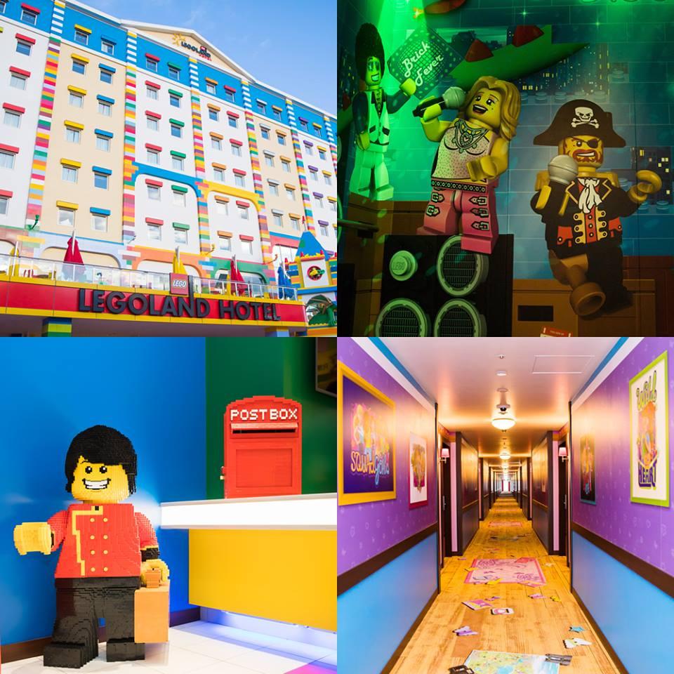 レゴブロックの世界「LEGOLAND Japan Hotel」OPEN!