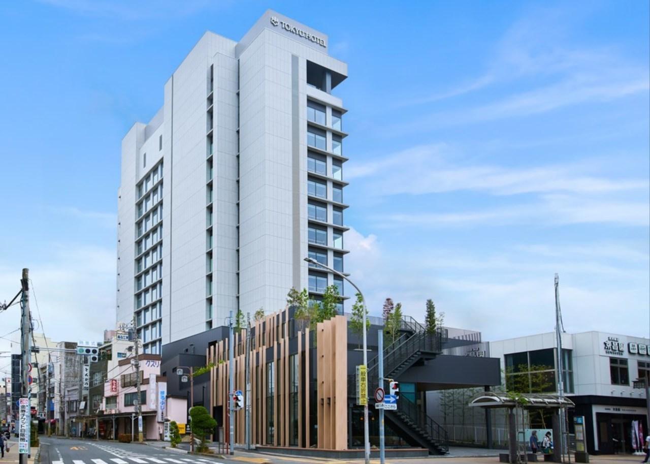 静岡県三島市のホテル『富士山三島 東急ホテル』6/30open