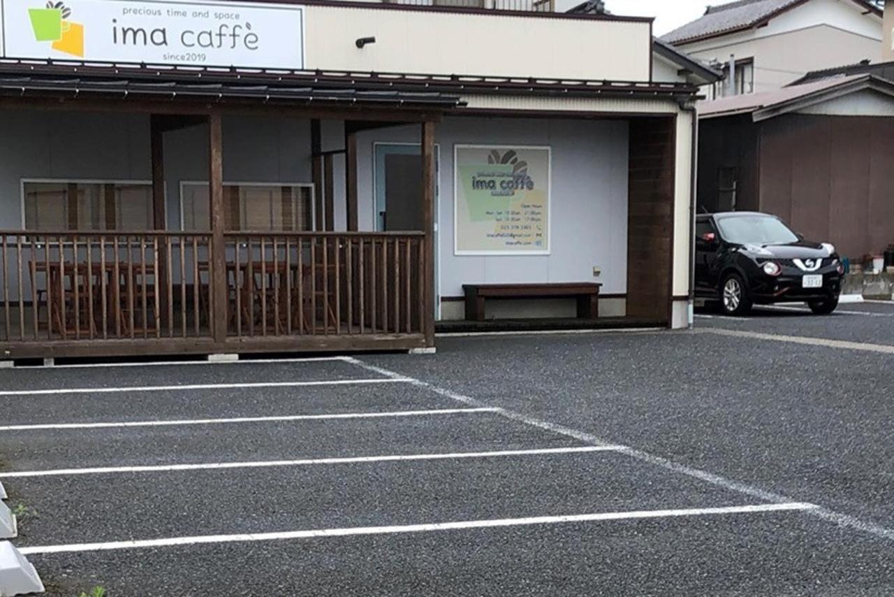 新潟市西区山田に喫茶店「ima caffe」が本日オープンのようです。