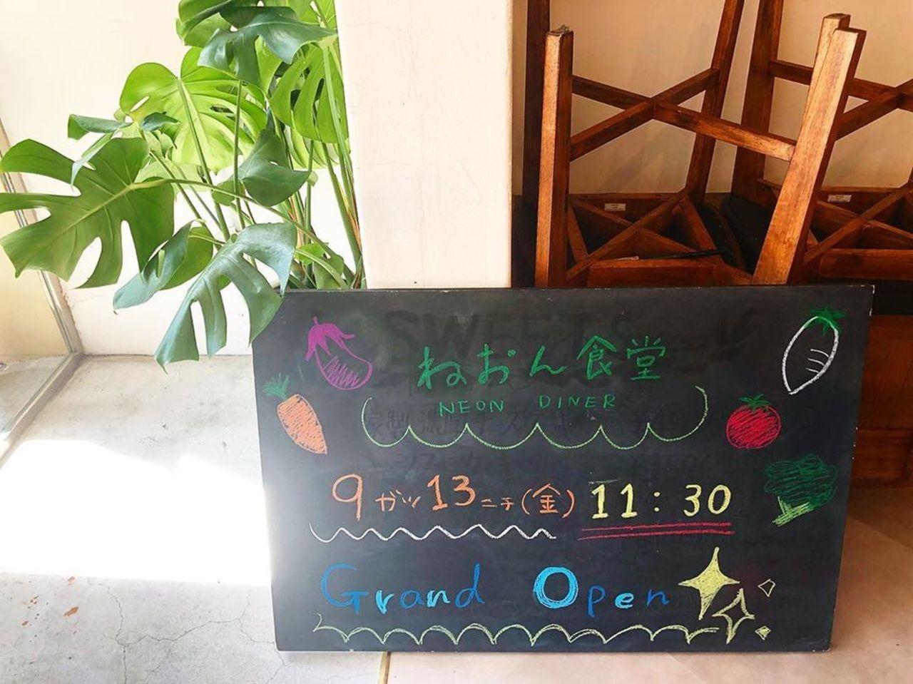 食べ物から身体を元気に。。京都市北区上賀茂岩ケ垣内町の『ねおん食堂』