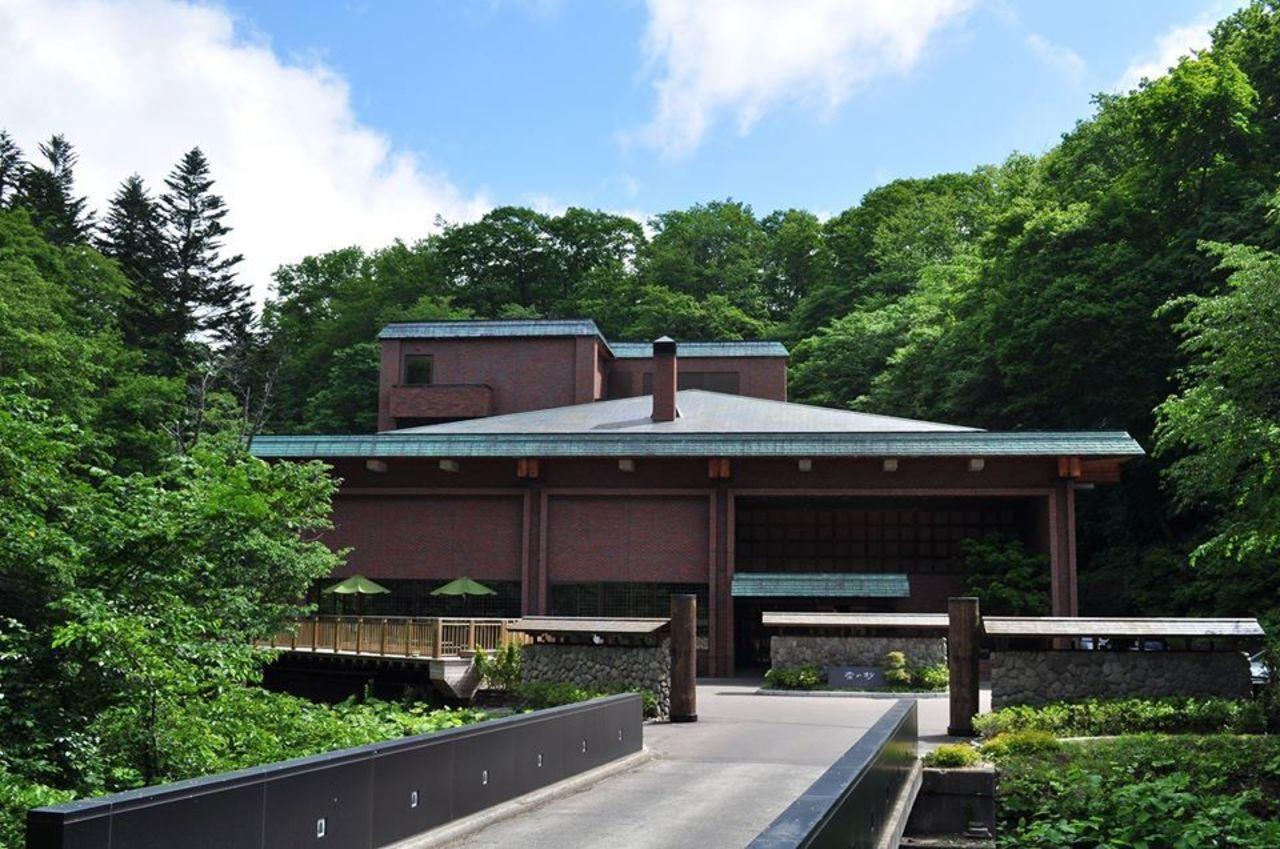 北海道虻田郡の温泉旅館『ニセコ昆布温泉 鶴雅別荘 杢の抄』