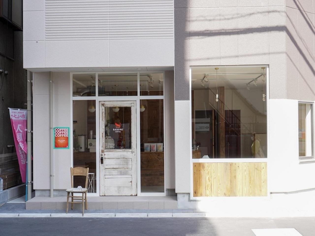 祝!4/10open『バスキングコーヒーin春日原』カフェ(福岡県大野城市)