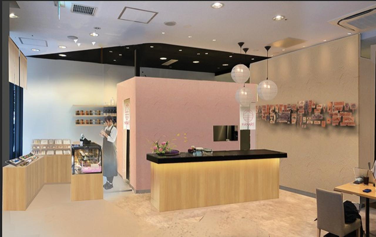 老舗和菓子屋の新ブランド...東京淡路町のワテラスモールに「大三萬年堂ハナレ」オープン