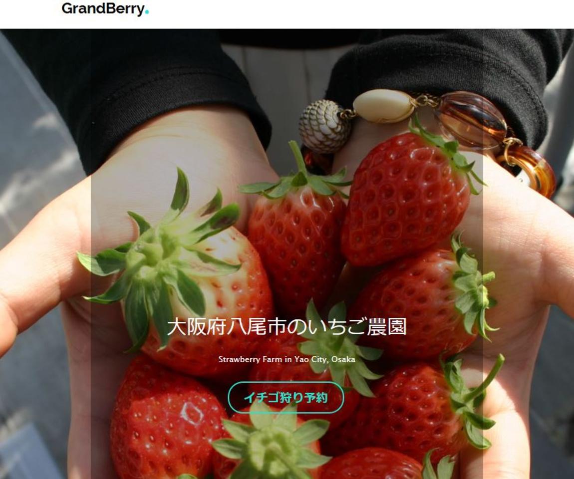 GrandBerry いちご狩り