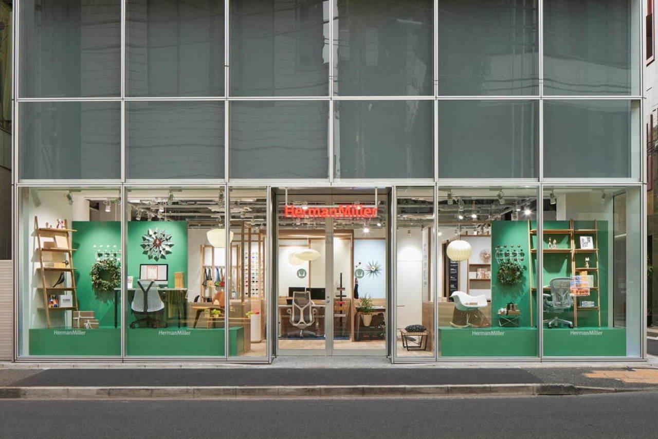 【 ハーマンミラーストア青山 】ホームオフィス専門の体験型店舗(東京都港区)12/11オープン