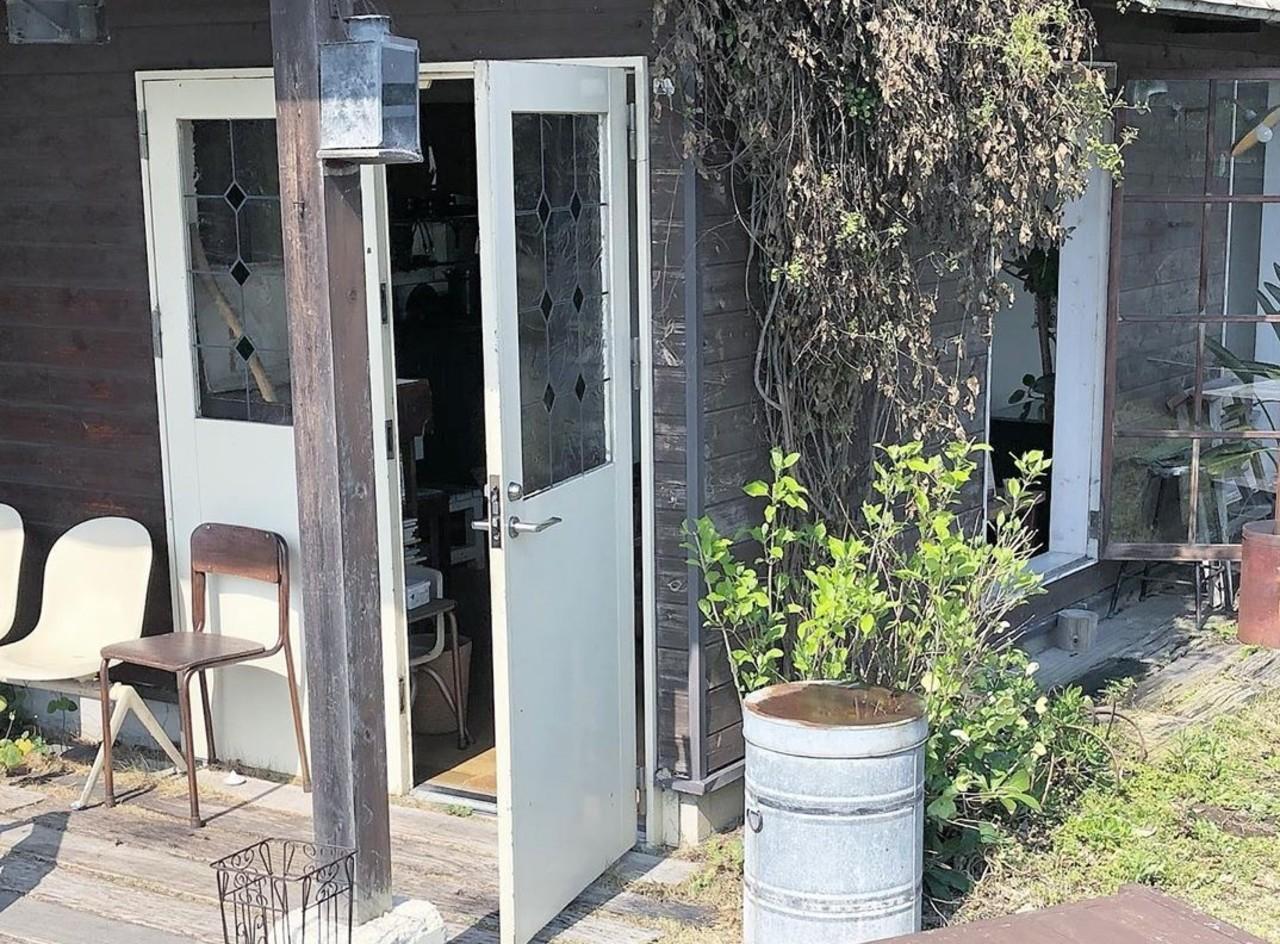 隠れ家的なカフェ食堂。。。香川県善通寺市与北町字新開の『ランプ 山地ファーム』