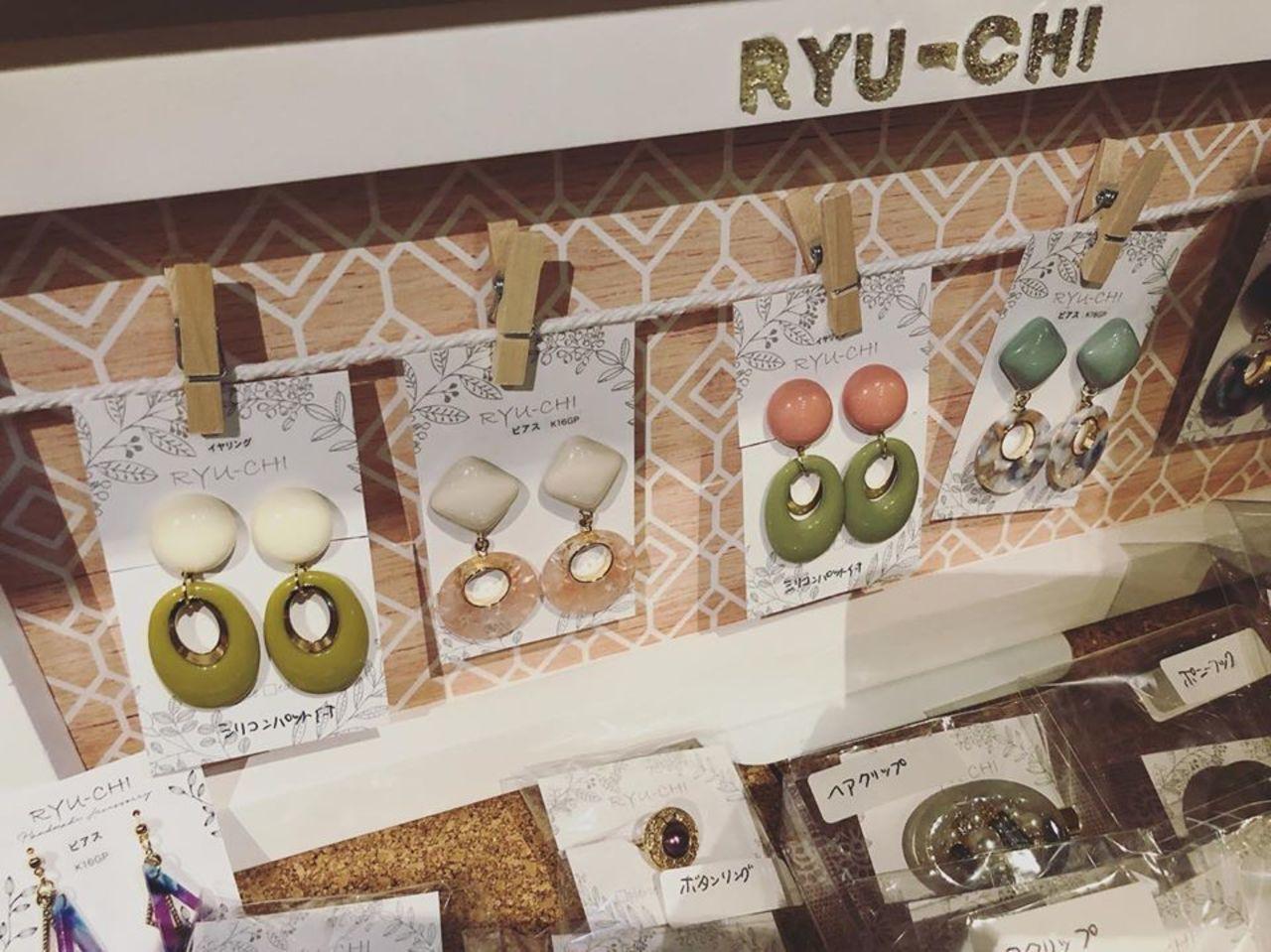 新しい作家『RYU-CHI』様をご紹介します♪