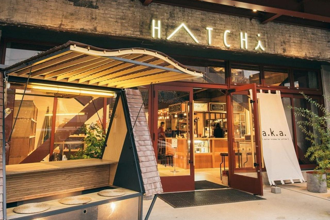 【 HATCHi / THE SHARE HOTELS 】リノベーションホテル(石川県金沢市)
