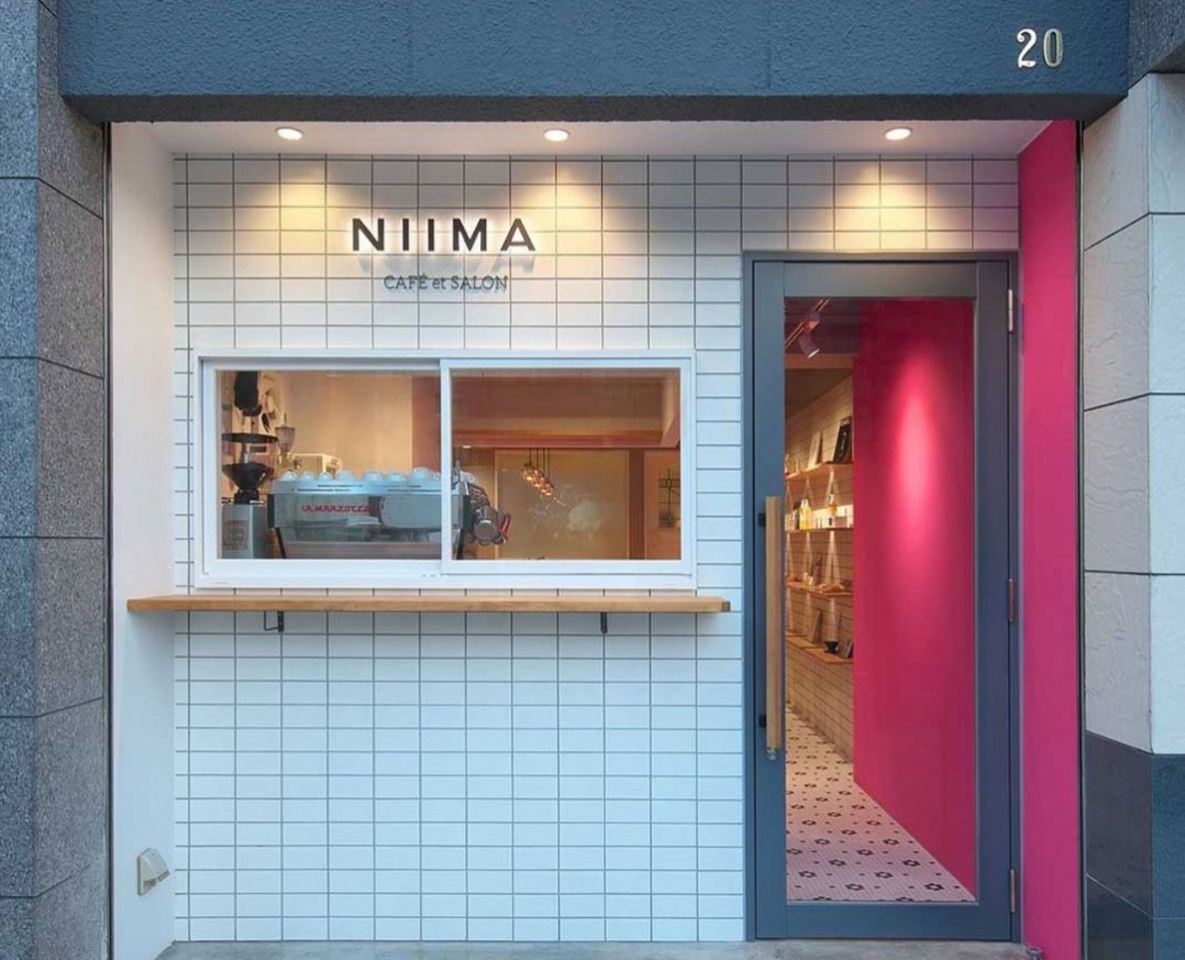 祝!9/8open『Niima』Cafe et Salon(大阪市北区)