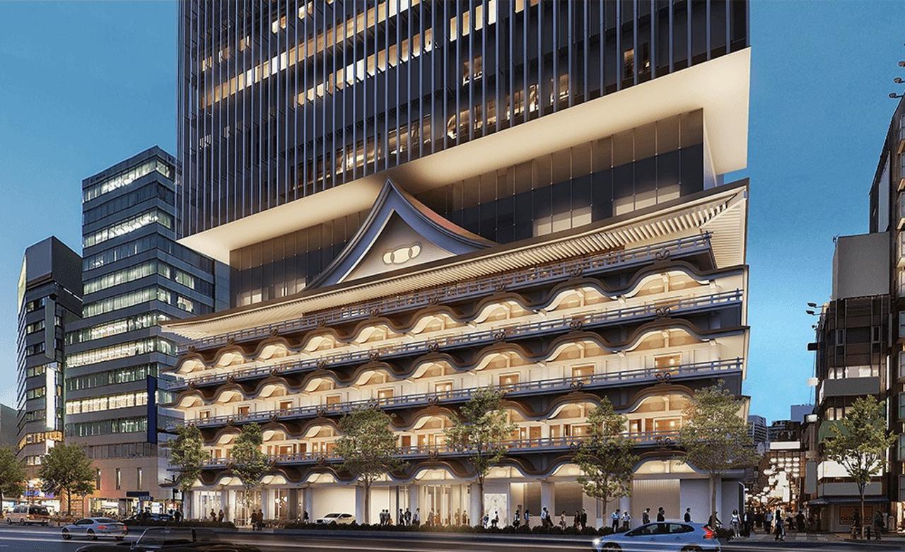 新歌舞伎座の意匠継承。大阪新歌舞伎座跡地に「ホテルロイヤルクラシック大阪」2019年12月オープン!