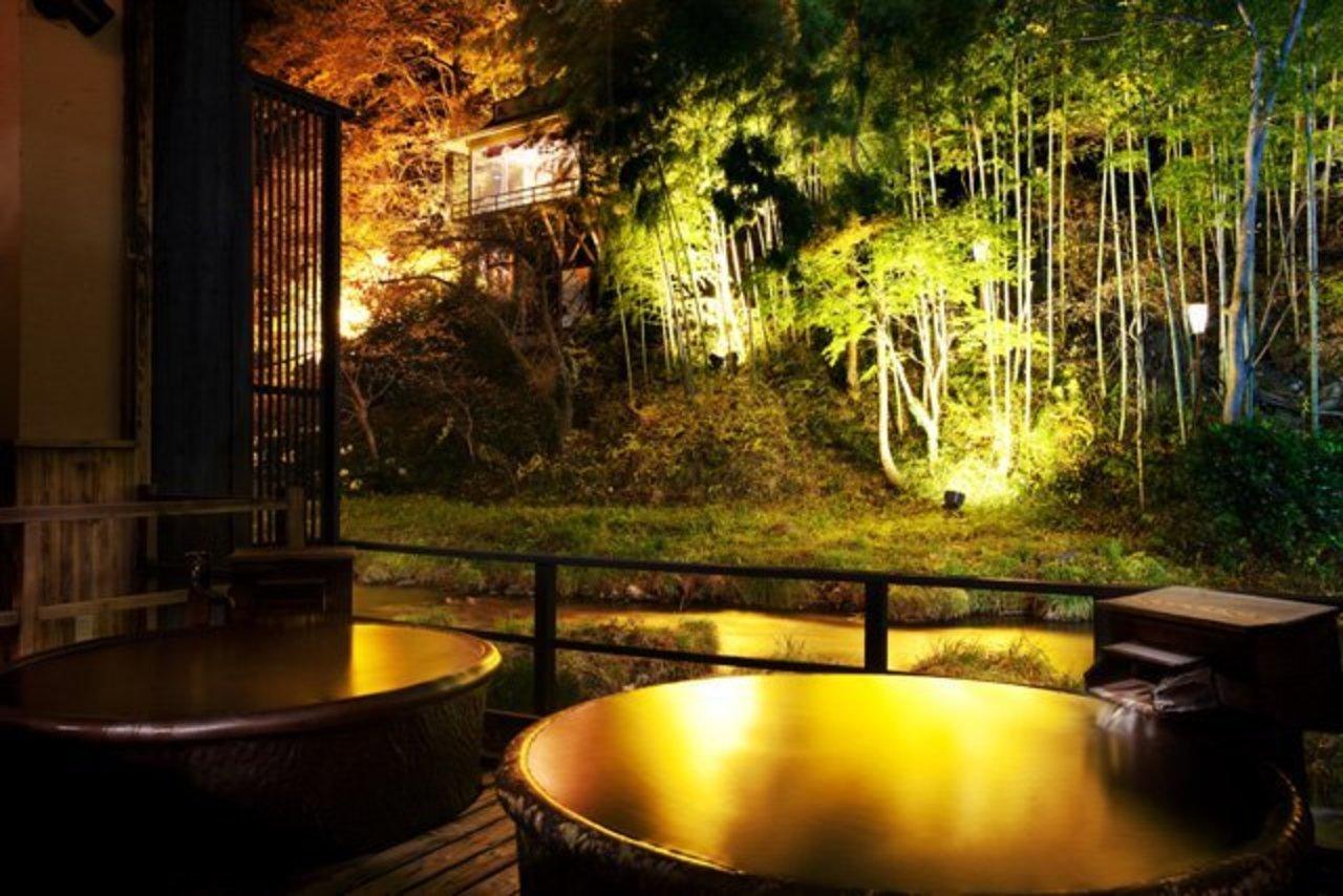 福島県会津東山温泉の宿『はなれ 松島閣』