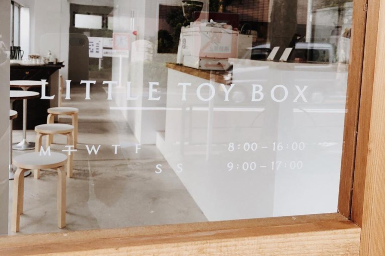 コーヒーと焼き菓子のお店... 東京都目黒区駒場2丁目に「リトルトイボックス」プレオープン
