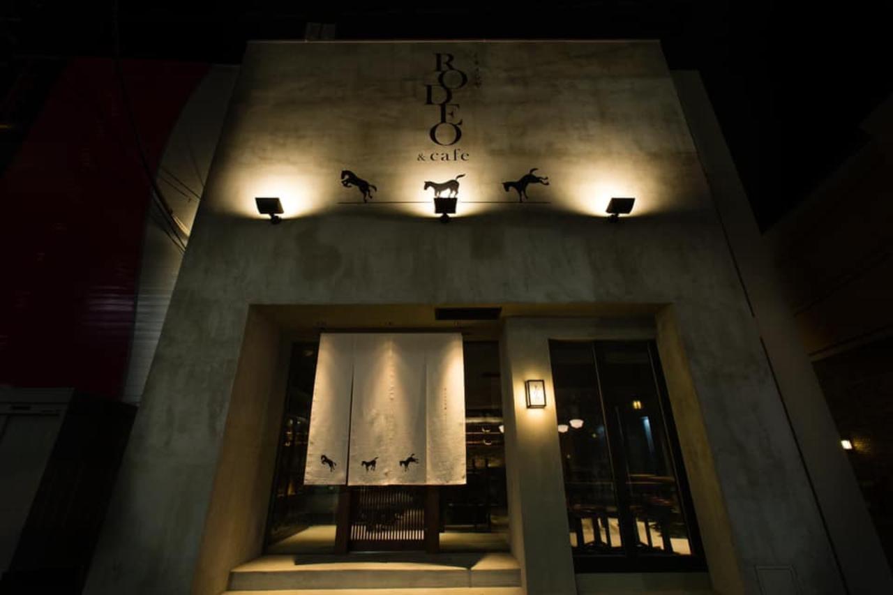 渋谷区宇田川町にイタメシヤ&カフェ「渋谷ロデオ」が昨日オープンされたようです。