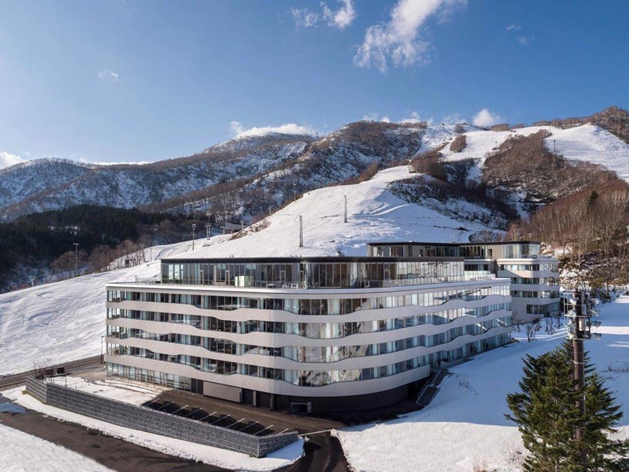 北海道虻田郡のコンドミニアムホテル『Skye Niseko』