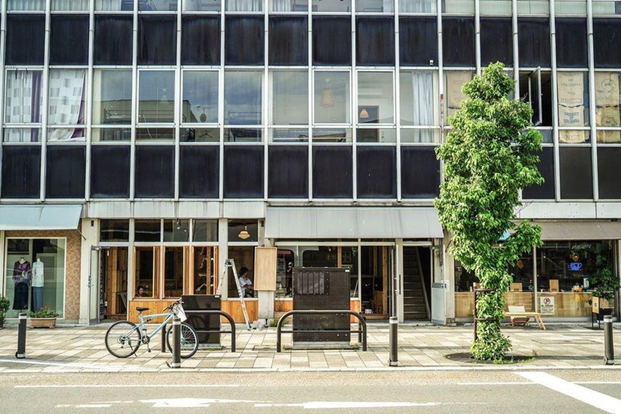 福井県大野市のホステル『荒島旅舎』7/4プレオープン