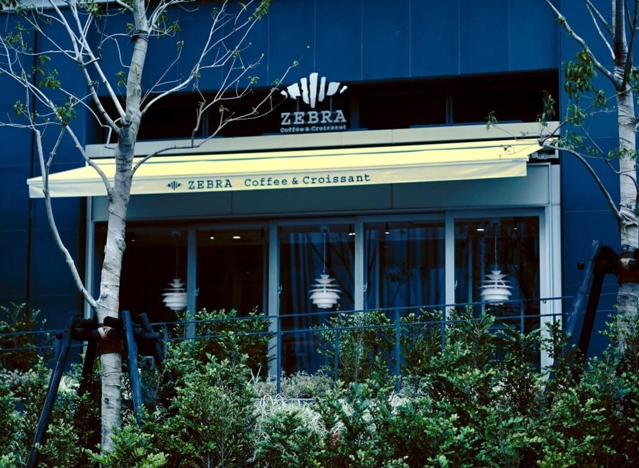 祝!3/30open『ゼブラ コーヒー&クロワッサン 渋谷公園通り店』(東京都渋谷区)