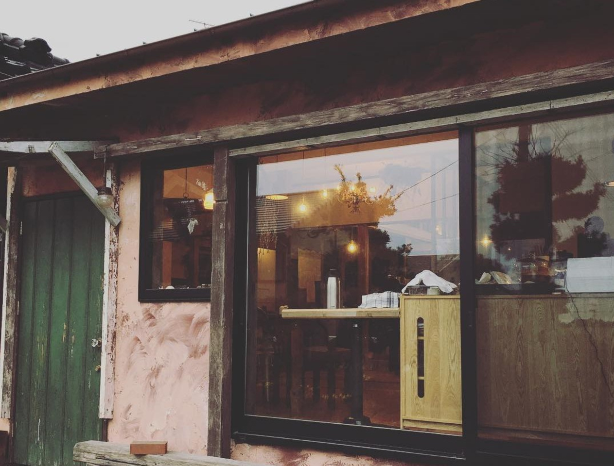 自宅開放型カフェ...鹿児島県鹿児島市吉野町の『ハルリ』