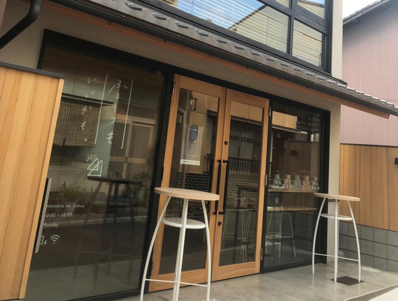 京都市東山区八坂塔之下星野町に、わたあめのゆくえ2号店「ふるーつもいいかも」プレオープン!