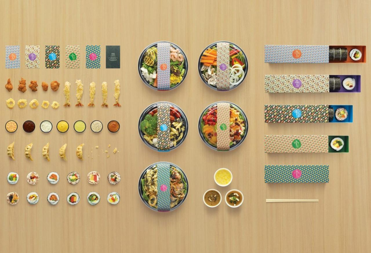 日本初上陸!カスタマイズする巻き寿司&サラダ『マキサン心斎橋店』本日グランドオープン。