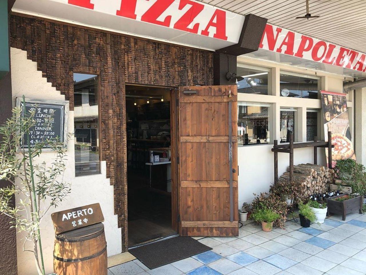 ピザのテイクアウトも...栃木県佐野市植野町の「ピッツェリア タッカート」
