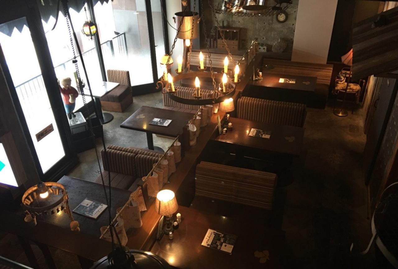 高知市帯屋町の喫茶「ブリキのサボテン」8/31に閉店になるようです。
