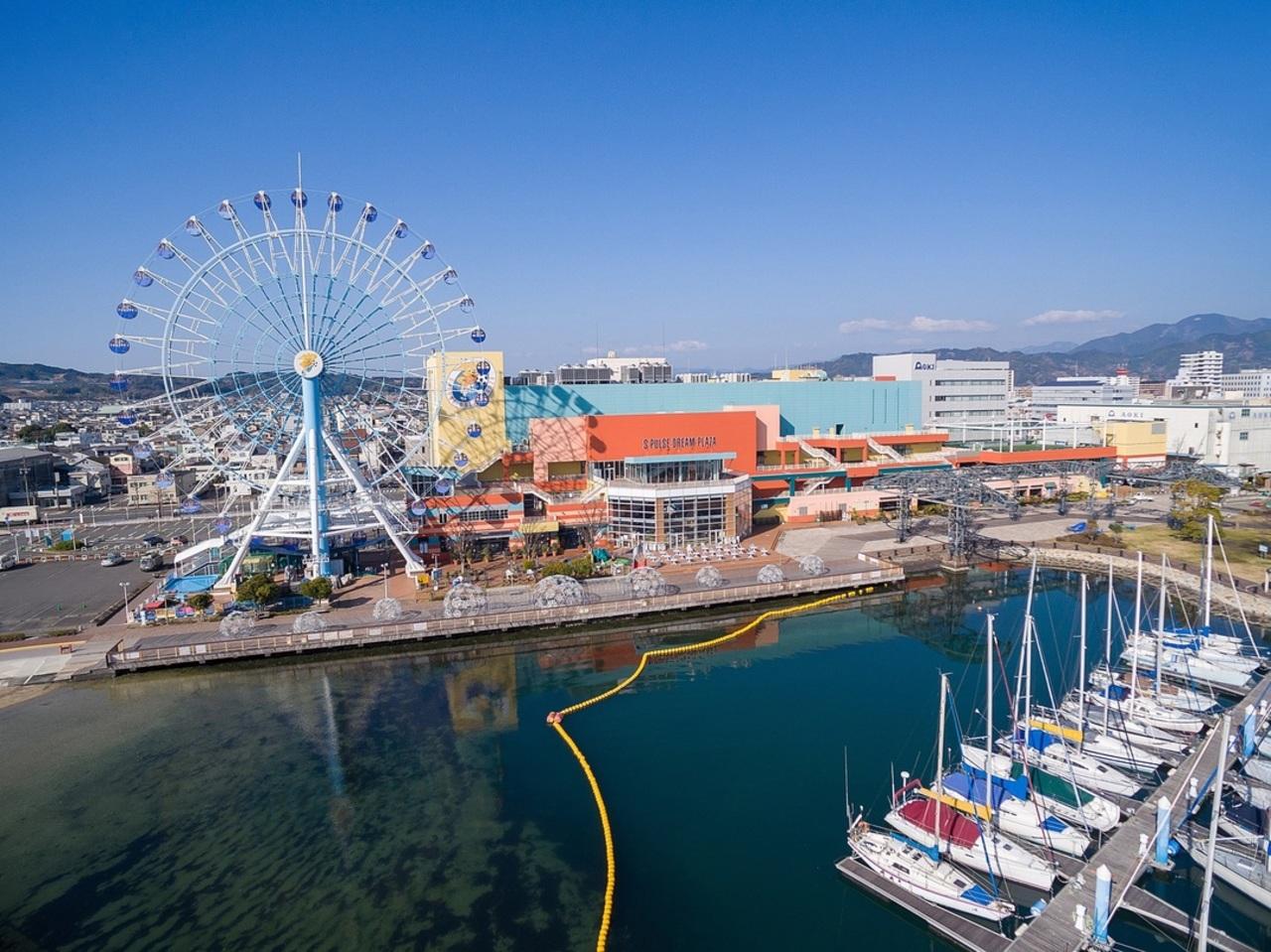 静岡県静岡市清水区エスパルスドリームプラザに「清水マリーナサーカス」4月28日オープン!