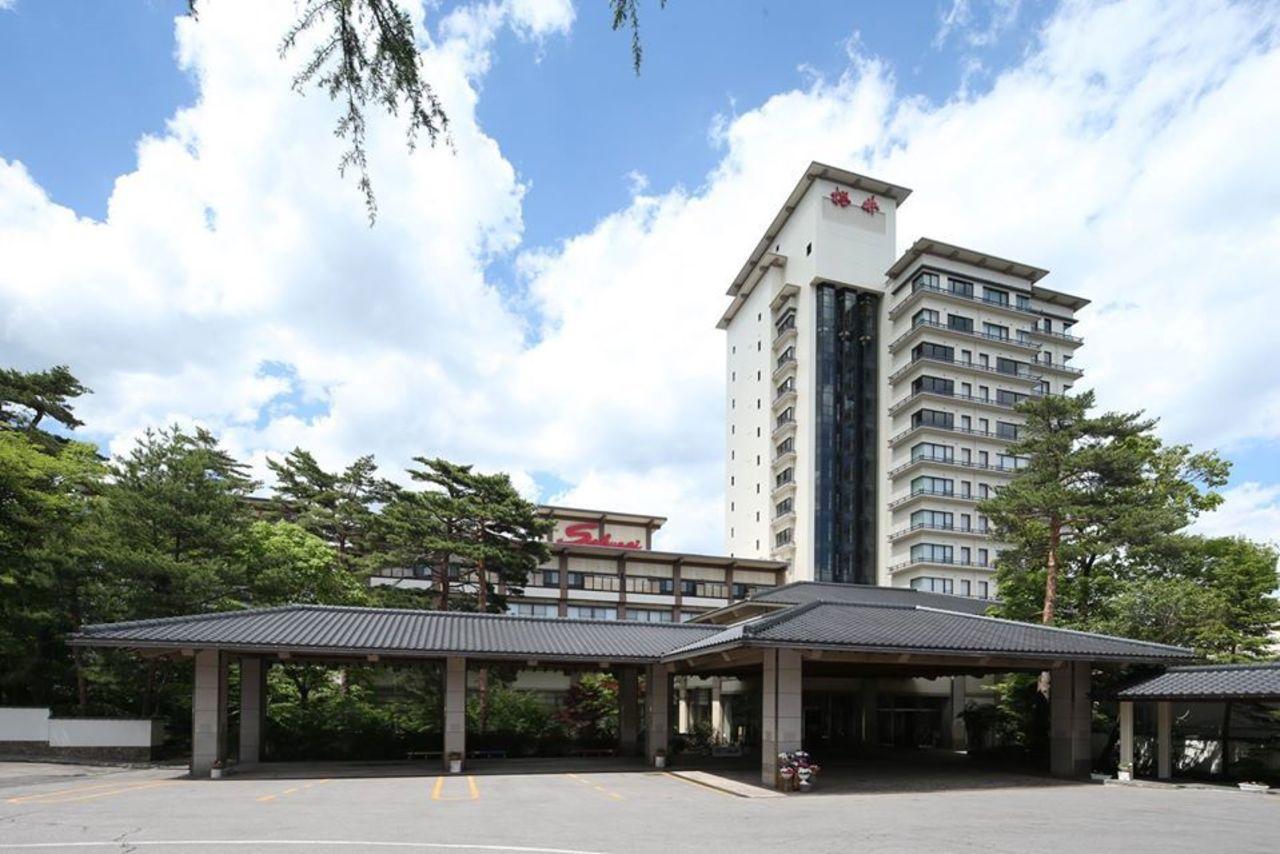 群馬県草津温泉の『ホテル櫻井』