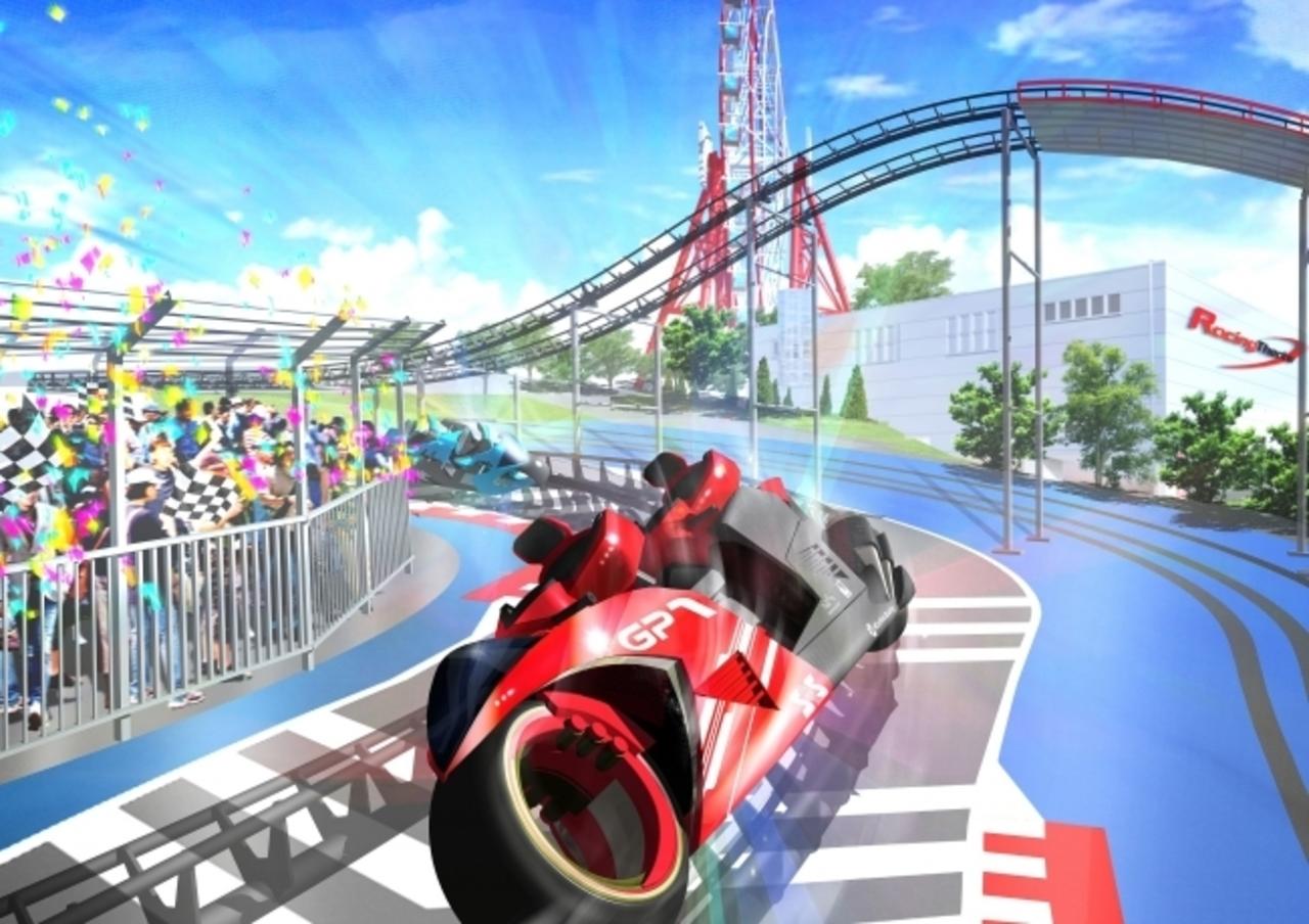 鈴鹿サーキットに「GP RACERS」「KART ATTACKER」が2020年3月1日オープン