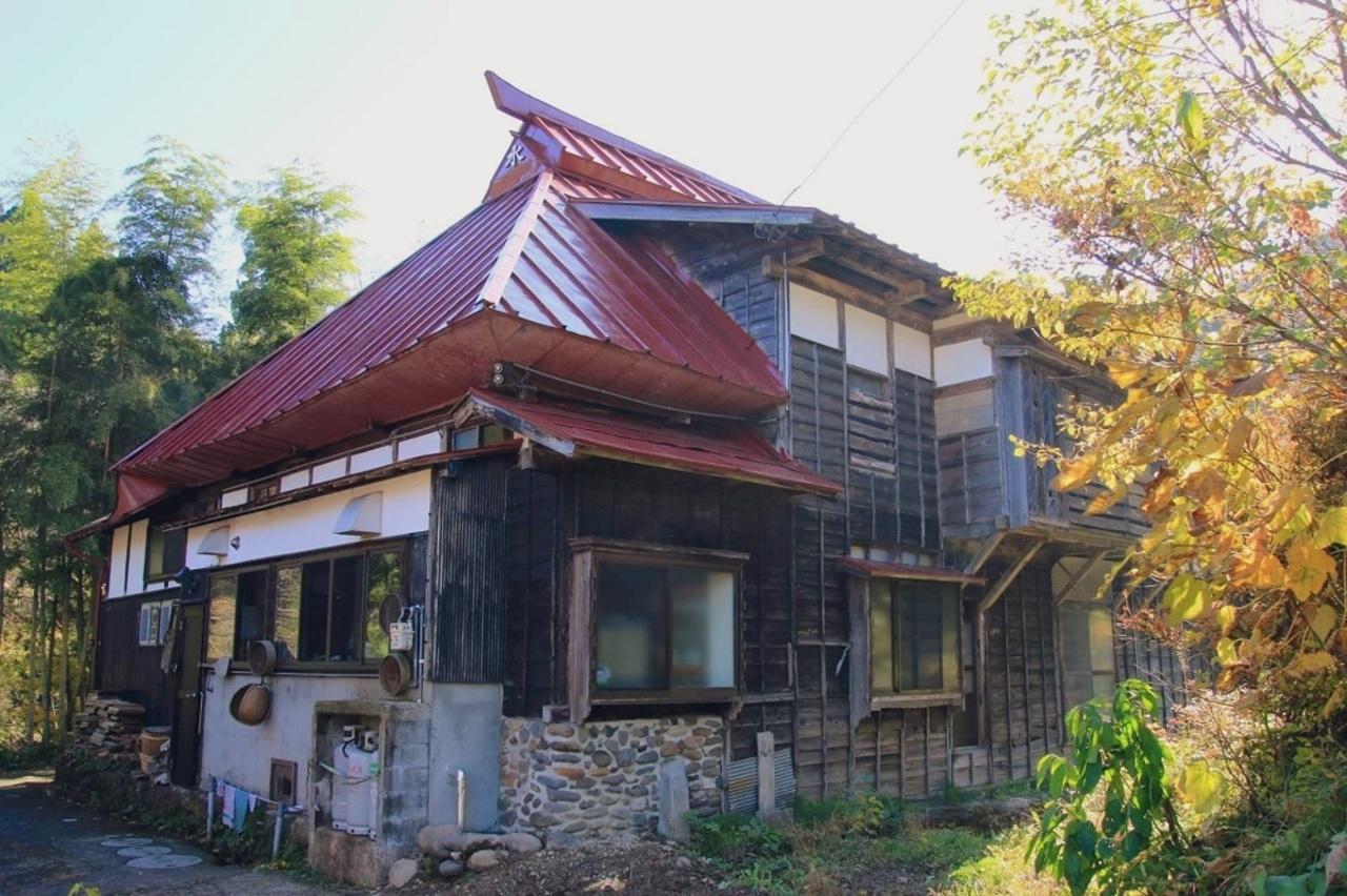 新潟県妙高市の古民家宿『こつぼねの家』1/9GrandOpen