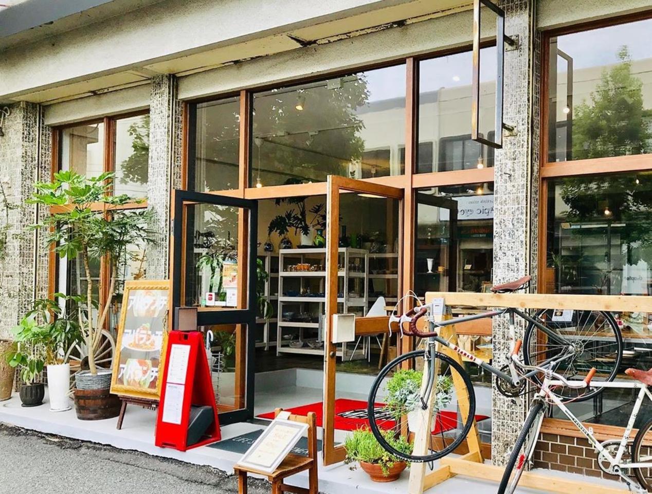 【 ライフスタイルアパートメント問屋町 】家具 雑貨 カフェ(岡山市北区)
