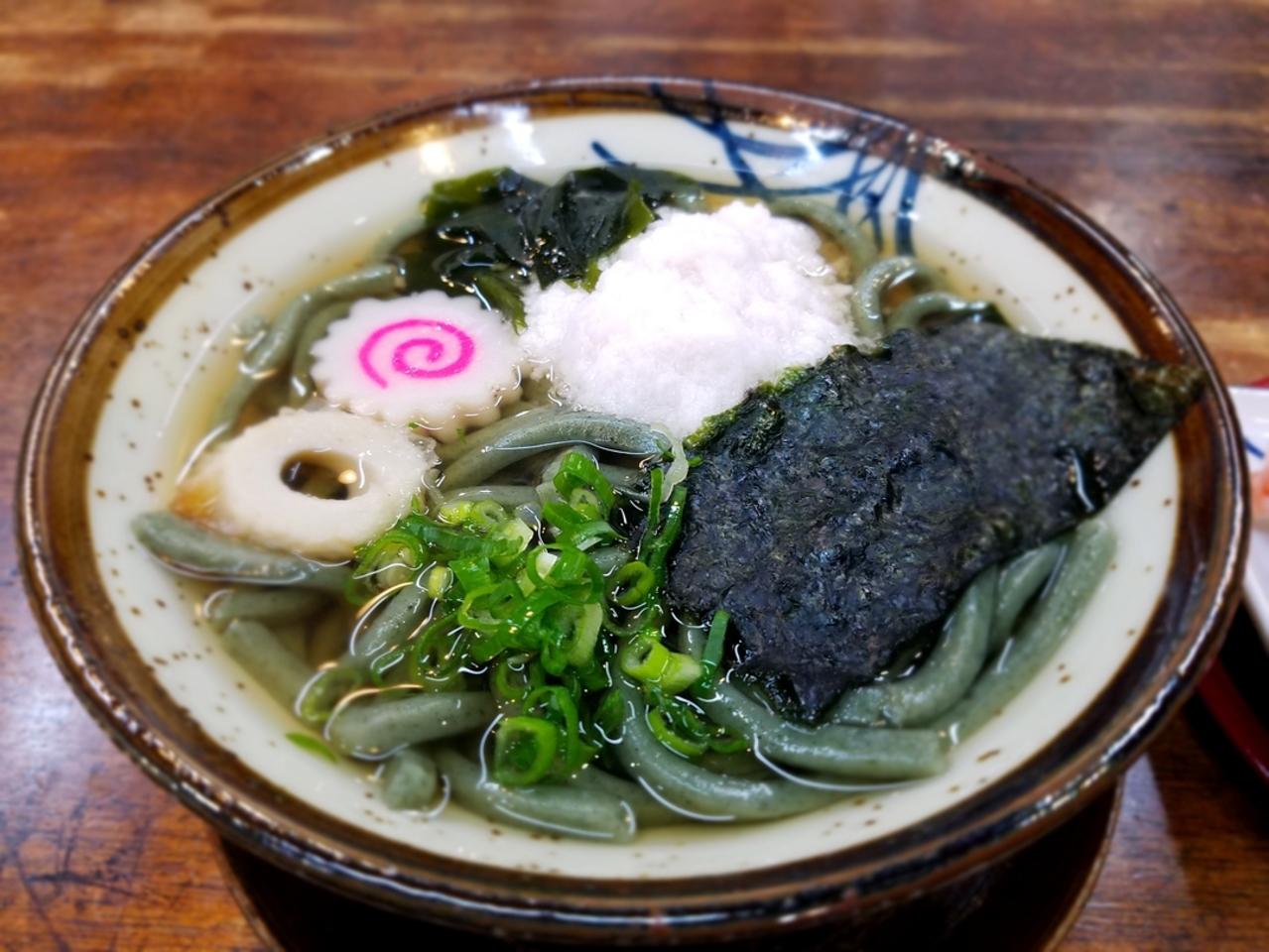 滋賀県長浜駅前のレトロな食堂『中島屋食堂』