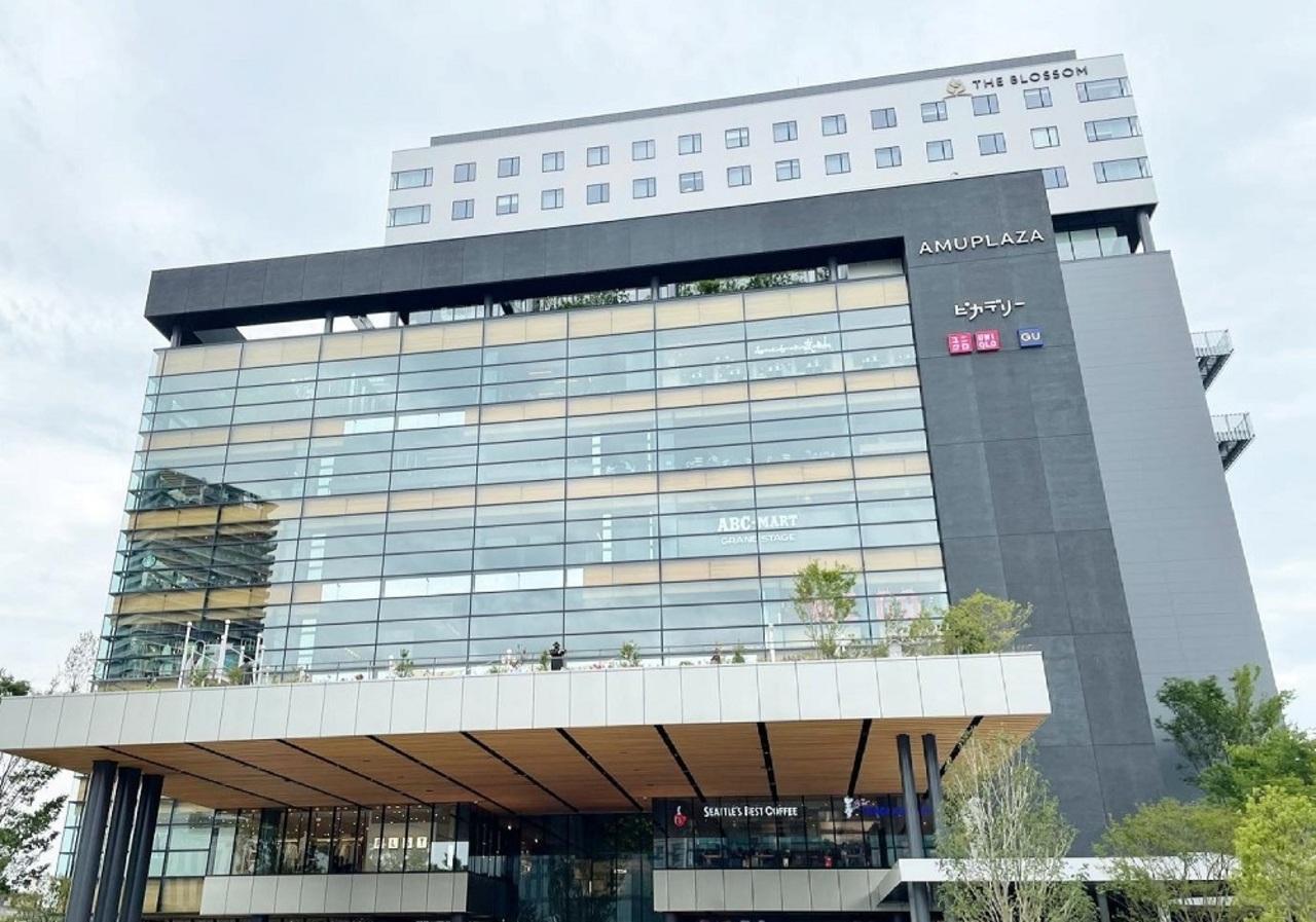 熊本市西区春日に大型商業施設「アミュプラザくまもと」4月23日グランドオープン!