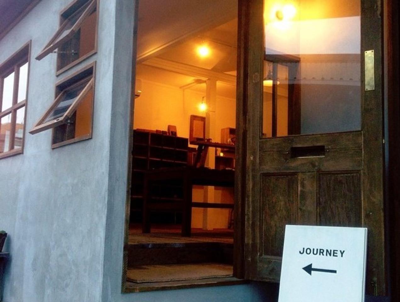 【 JOURNEY 】手仕事の革製品(埼玉県川口市)