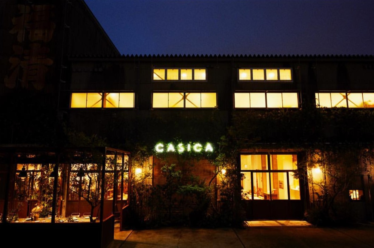 【 CASICA 】コンプレックス・スペース(東京都江東区)