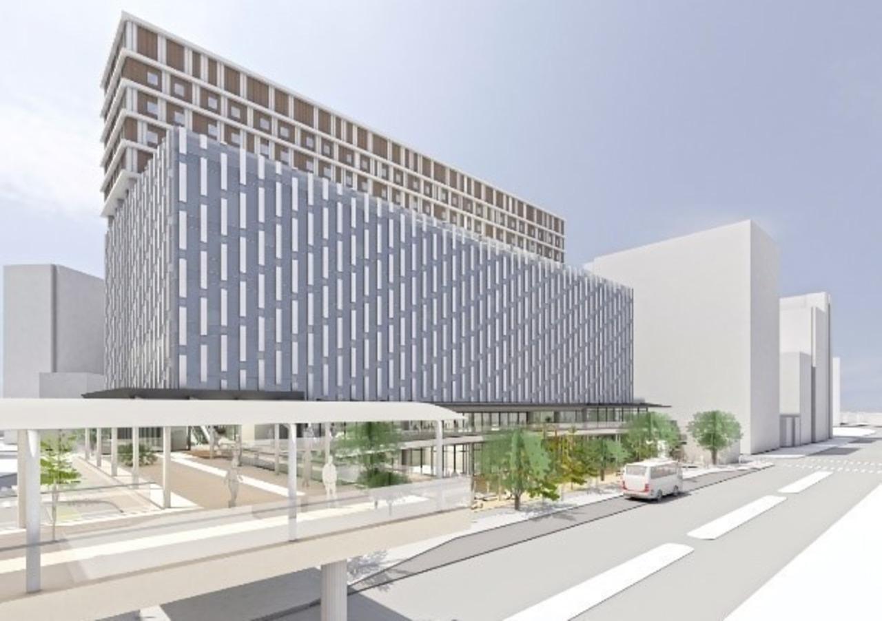 埼玉県川越駅西口直結の複合施設「ユープレイス」6月8日オープン!