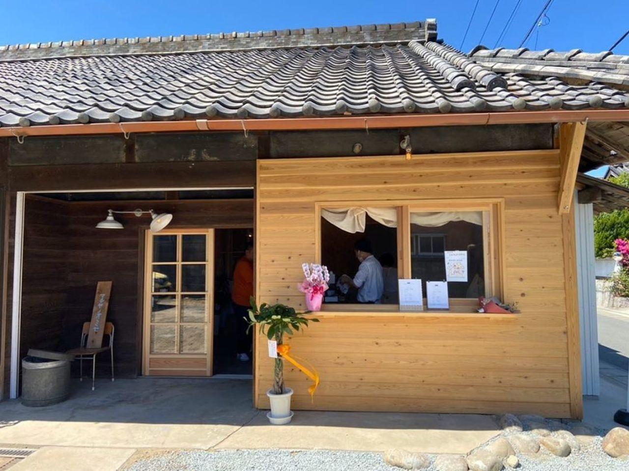 祝!5/7open『マチヤノオミセ / 菓子屋チル』(三重県津市)