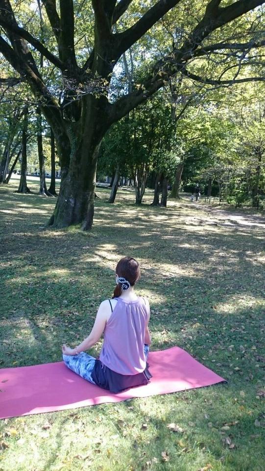 【参加者募集】ヨガ×瞑想会