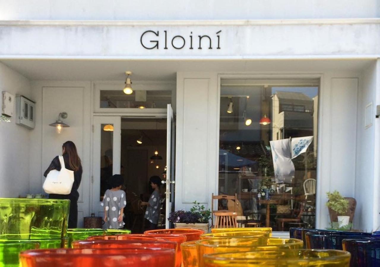 【 Gloini 】ショップ&ギャラリー(石川県金沢市)