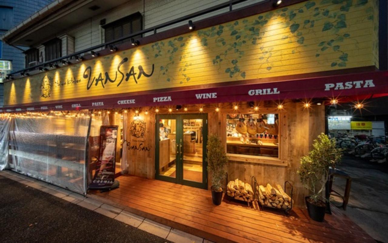 石窯ピッツアと生パスタ...JR北浦和駅近くに「イタリアンキッチンヴァンサン北浦和店」明日オープン