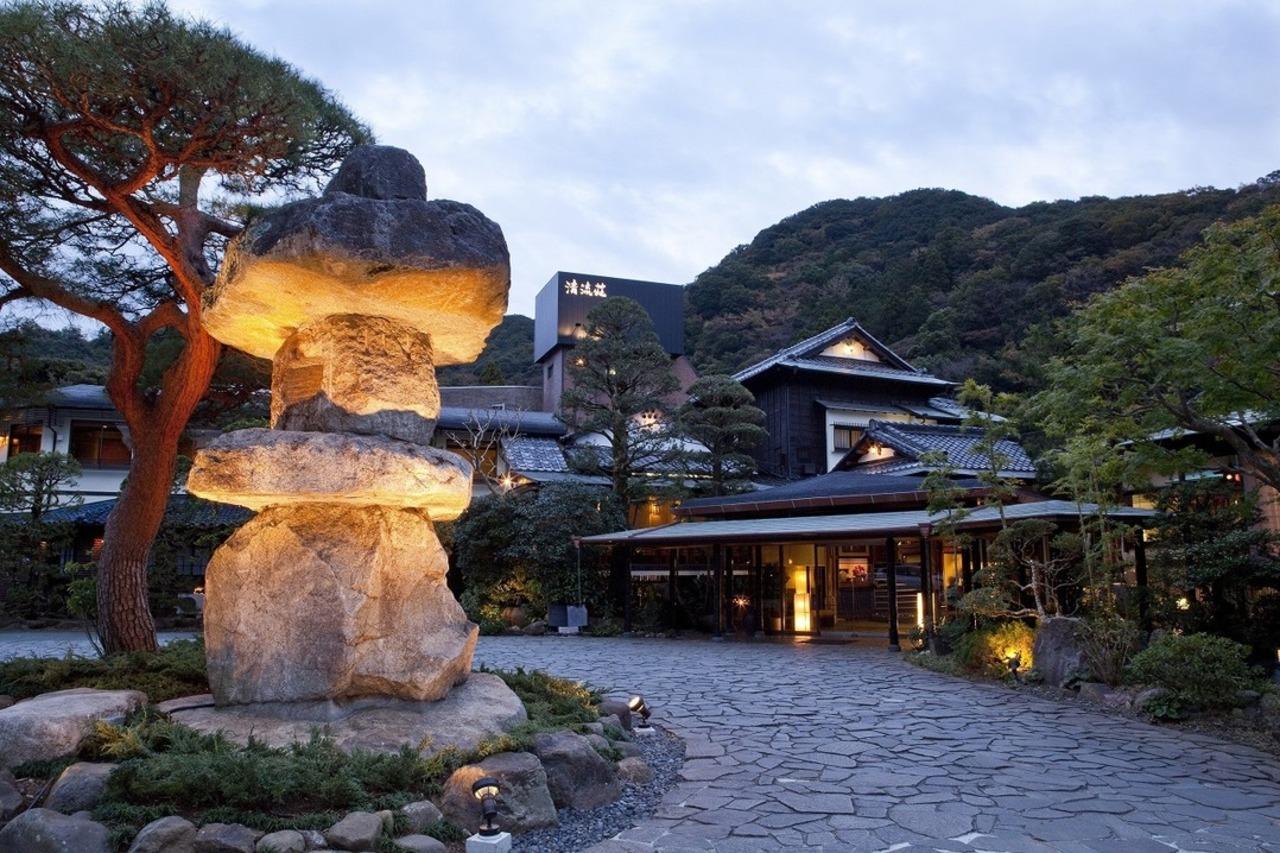 伊豆蓮台寺の温泉旅館『清流荘』