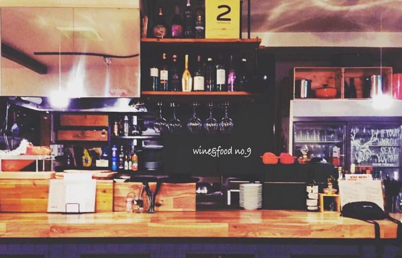 新潟市中央区東大通の「wine&food9」7/28に閉店になるようです。