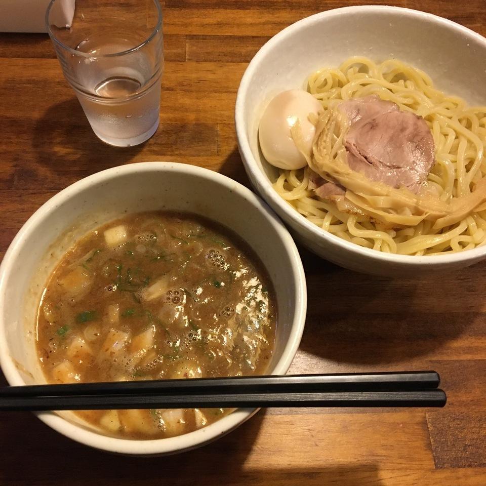 [栗東駅]らーめん一護のつけ麺