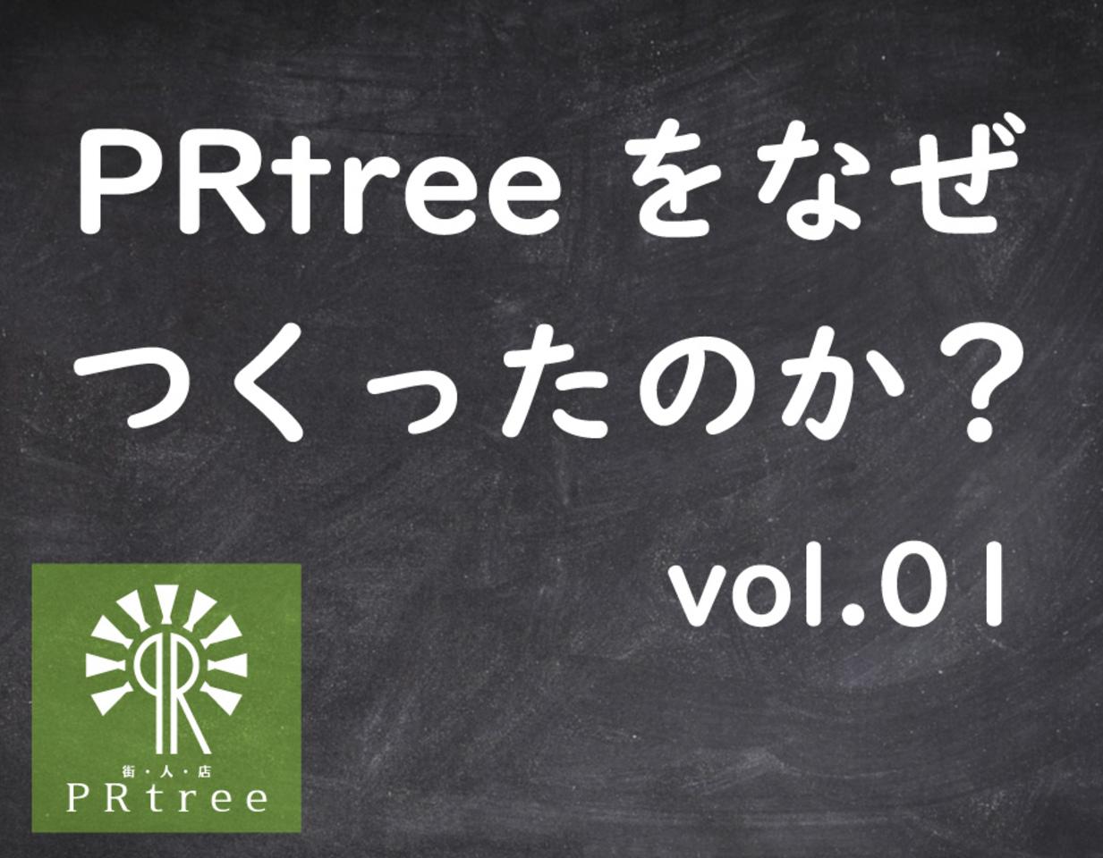 PRtreeをなぜつくったのか?vol.01