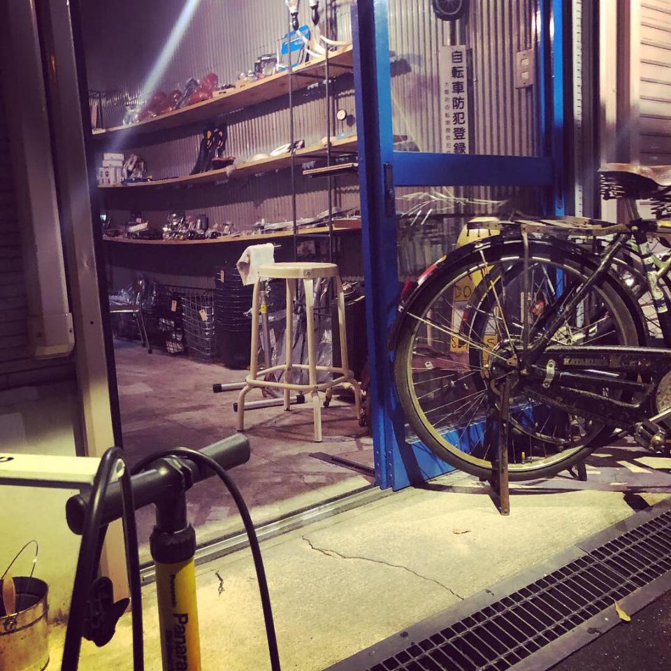 27118アリキチ自転車店・リペア工房