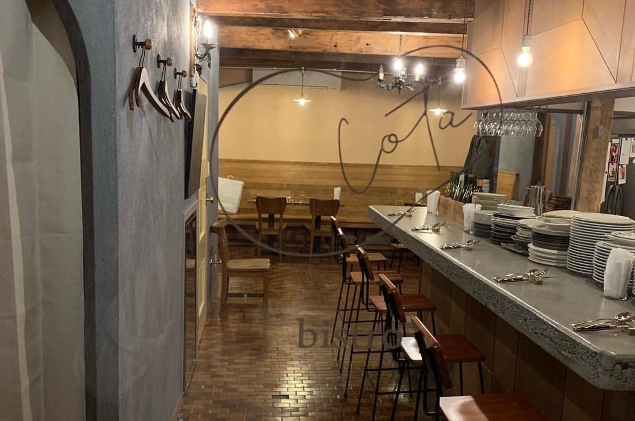 北九州市小倉北区室町2丁目にビストロ「コタ」が昨日グランドオープンされたようです。