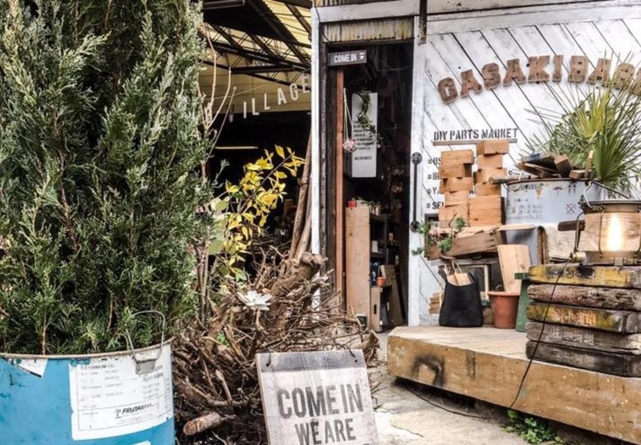 【 ガサキベース 】DIYパーツ・リメイク家具・雑貨(兵庫県尼崎市)